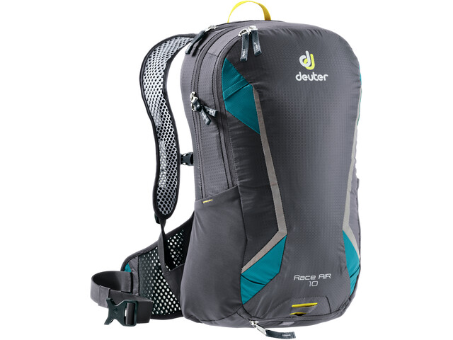 Deuter Race Air Zaino 10l, graphite-petrol